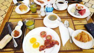 イロハガーデンホテルの朝食