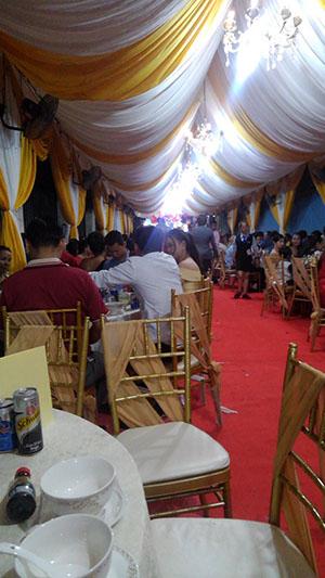 カンボジア 結婚式 新郎新婦 写真